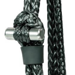 Soft shackle & titanium dog bone