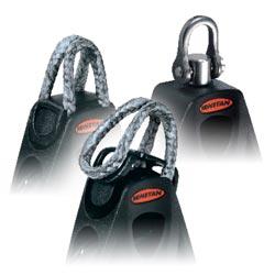Dyneema® link or shackle head