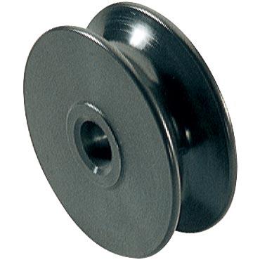 Sheave Nylatron� OD:25mm x ID:7mm x W:6mm